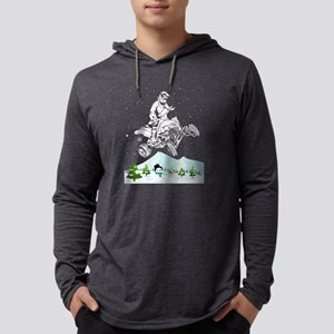Dirt Bike T-Shirt Funny Ugly C Long Sleeve T-Shirt