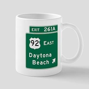 Daytona Beach, FL Mug