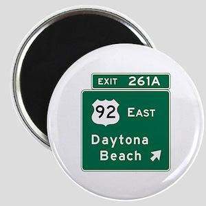 Daytona Beach, FL Magnet