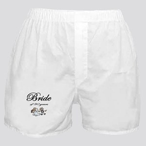 30th Wedding Anniversary Gifts Boxer Shorts