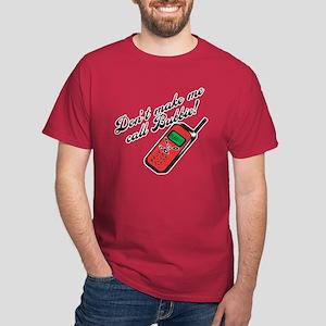 Don't Make Me Call Bubbie Dark T-Shirt