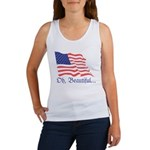 Monument Valley Dusk Women's Tank Top