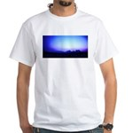 Monument Valley Dusk White T-Shirt
