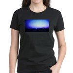 Monument Valley Dusk Women's Dark T-Shirt