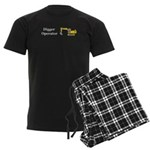 Digger Operator Men's Dark Pajamas