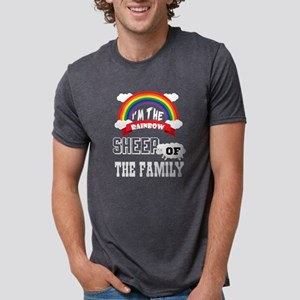 I'm The Rainbow Sheep Of The Family T Shir T-Shirt