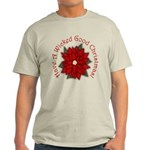 A Wicked Good Christmas! Light T-Shirt