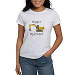 Digger Operator Women's T-Shirt