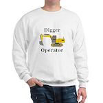 Digger Operator Sweatshirt