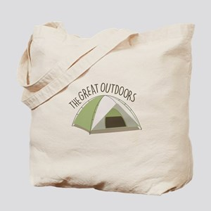Great Outdoors Tote Bag