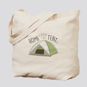 Where Tent Is Tote Bag