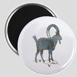Alpine Ibex Magnets