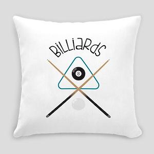 Billiards Everyday Pillow