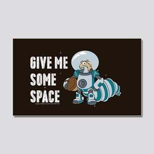 Ice Age Space Full Bleed Car Magnet 20 x 12