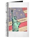 God Bless The United States Journal