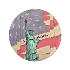 God Bless The United States Button