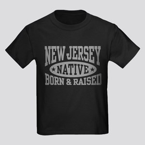 New Jersey Native Kids Dark T-Shirt