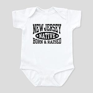 New Jersey Native Infant Bodysuit