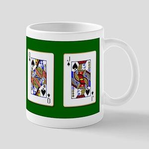 The Royal Spades Cards Mugs