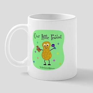 Our Little Peanut Mug