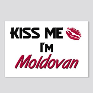 Kiss me I'm Moldovan Postcards (Package of 8)