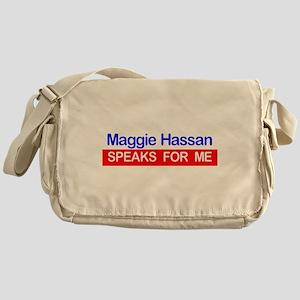 Maggie Hassan - NH Senate Messenger Bag