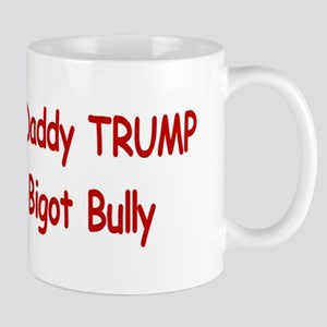 Little Marco Rubio, Daddy Trump Mugs