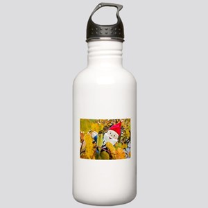Fall gnome Stainless Water Bottle 1.0L
