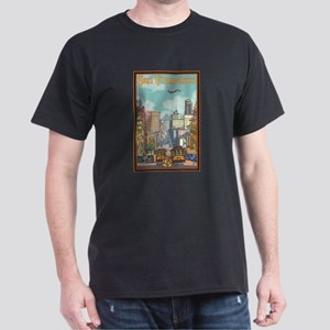 San Francisco, CA - California Street T-Shirt