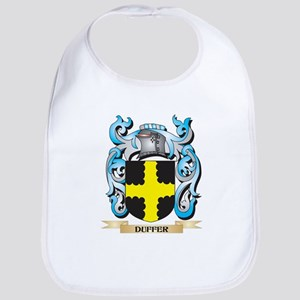 Duffer Coat of Arms - Family Crest Baby Bib