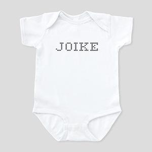 JOIKE Infant Bodysuit