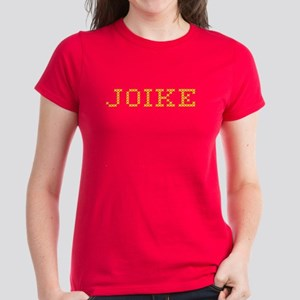 JOIKE Women's Dark T-Shirt