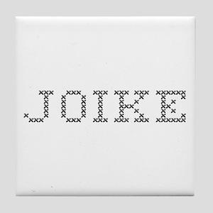 JOIKE Tile Coaster