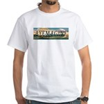 Ayemagine White T-Shirt