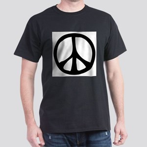 Flowing Peace Sign T-Shirt