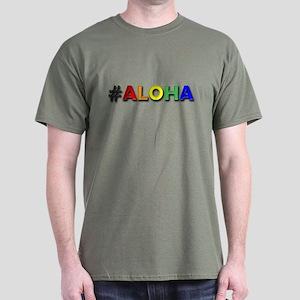 Hashtag Aloha T-Shirt