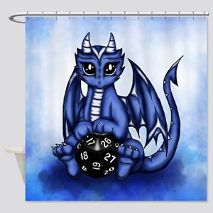 Play Dragon Shower Curtain