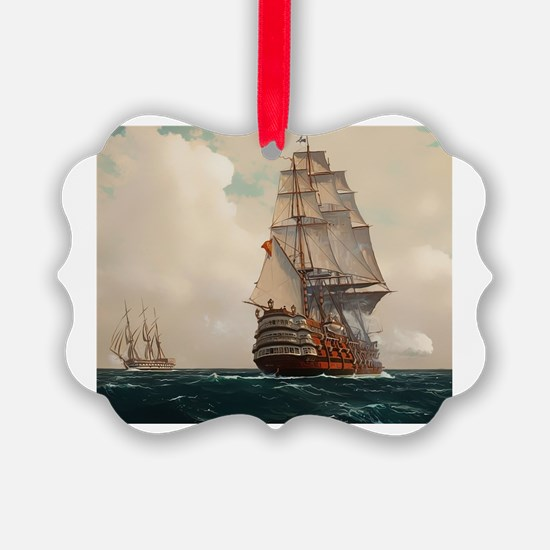 Cute Oil painting Ornament