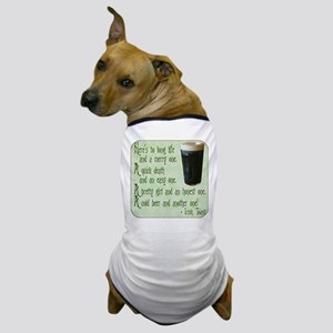 Irish Toast Dog T-Shirt