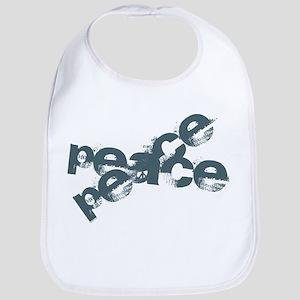 Peace X. Bib