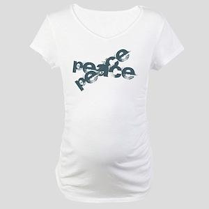 Peace X. Maternity T-Shirt