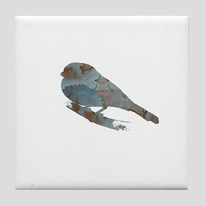 Finch Tile Coaster