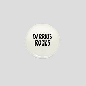 Darrius Rocks Mini Button