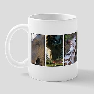 Animals Of the Philadelphia Zoo Mug