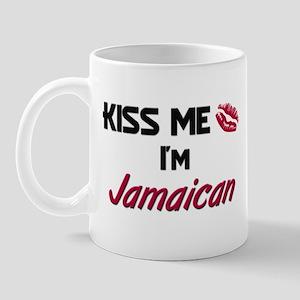 Kiss me I'm Jamaican Mug