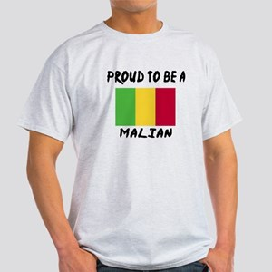 Proud To Be Malian Light T-Shirt