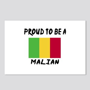 Proud To Be Malian Postcards (Package of 8)