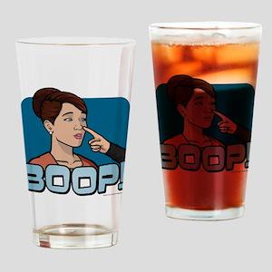 Archer Boop Drinking Glass