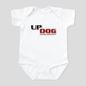 College Humor Up Dog Infant Bodysuit