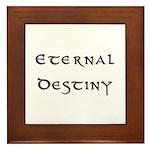 Eternal Destiny Kin Framed Tile